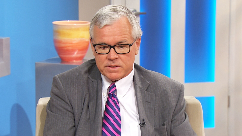 Bill Laidlaw from the Ontario Association of Food Banks appears on Canada AM on Thursday, August 21, 2014.