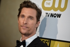 Matthew McConaughey new Lincoln spokesman