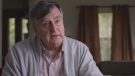 Lucien Bouchard in a scene from Nation, behind closed doors with Lucien Bouchard, a documentary by Orbi-XXI Productions/Tele-Quebec