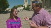 Canada AM: Jeff finds Canadian in France