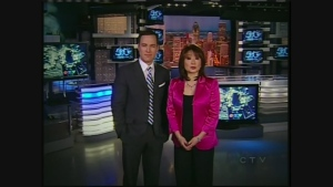 Todd van der Heyden and Mutsumi Takahashi in January 2011