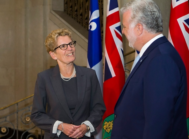 Ontario may buy more electricity from Quebec