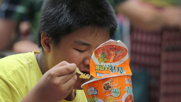 Image result for 1.Will Instant noodle affect Asian kids?