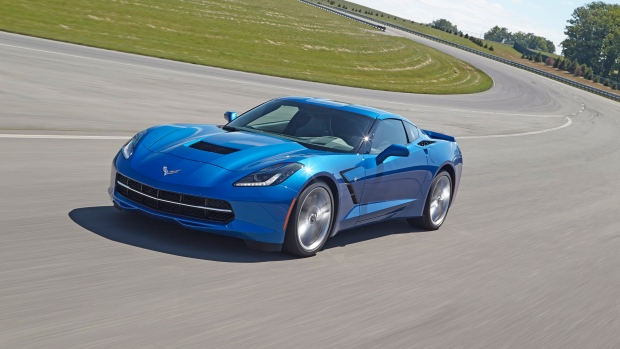 2015 Corvette to offering monitoring service