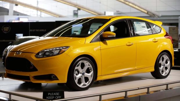 ford recalls 160 000 focus st escape vehicles ctv news autos. Black Bedroom Furniture Sets. Home Design Ideas