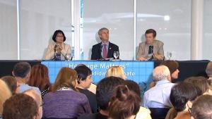 LIVE2: Toronto mayoral debate