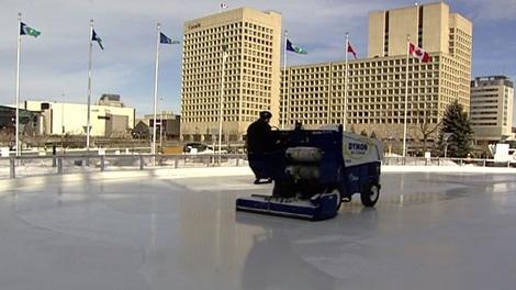 ottawa city hall, rink of dreams