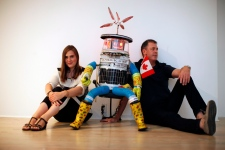 Hitchbot wraps up cross-Canada tour