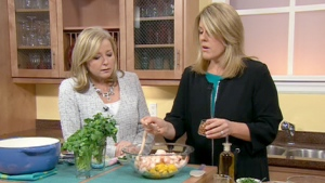 Eating healthy doesn't mean eating boring. Canada AM nutrition expert Leslie Beck gives a few samples, proving healthy and delicious can go hand in hand.