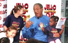 Bill Cosby as Jell-o pitchman