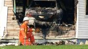 CTV Toronto: Car bursts into flames inside house