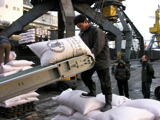 World Food Programme may have to leave N. Korea