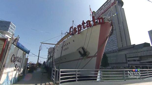CTV Toronto: Captain John's voyage ends