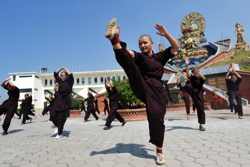 Organizers crowdfund digital archive of Kung fu
