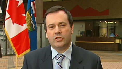 Immigration Minister Jason Kenney appears on CTV's Power Play on Thursday, Jan. 26, 2012.
