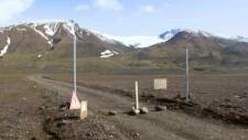 Earthquakes shake Iceland volcano