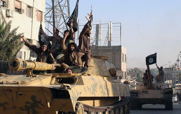 Islamic State takes Syrian air base