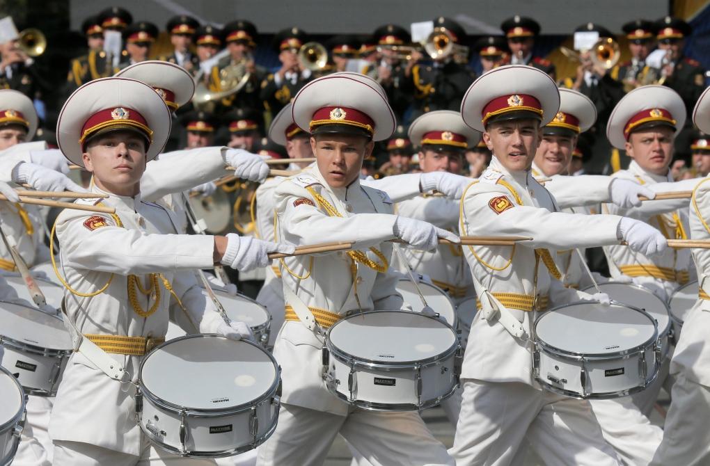Ukraine Divided Celebrations Of Independence Day Ctv News
