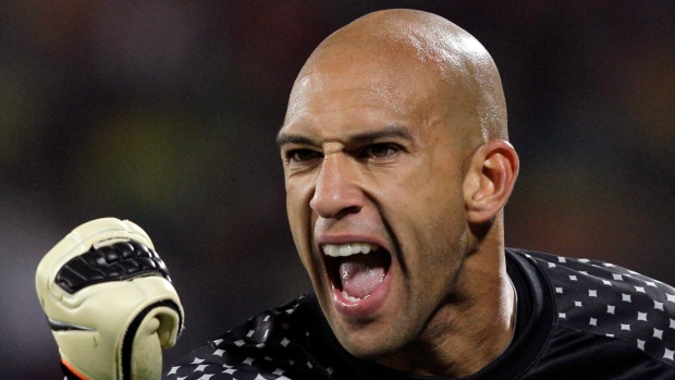 Tim Howard gets book deal