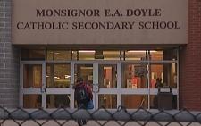 Monsignor Doyle Catholic Secondary School