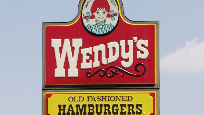 In this July 29, 2005 file photo, a Wendy's restaurant is shown in Columbus, Ohio. (AP / Terry Gilliam)
