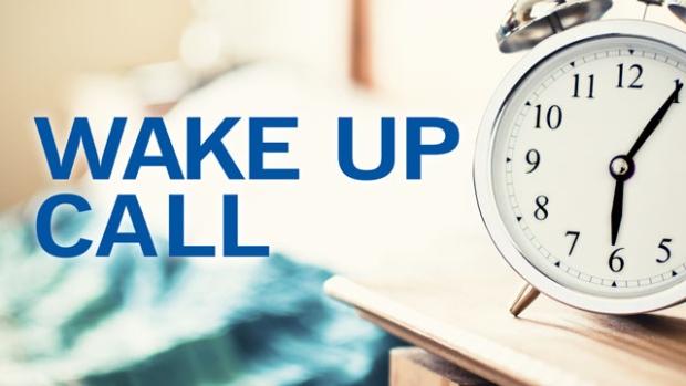 CTV Morning Live Wake Up Call