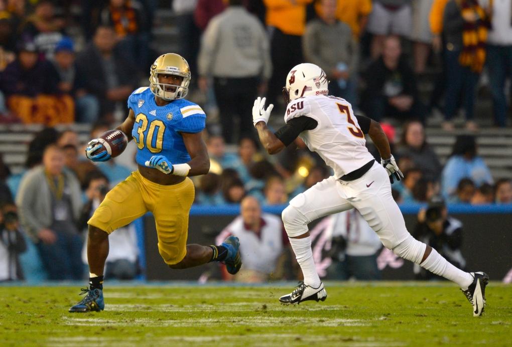 UCLA and Arizona State NCAA football