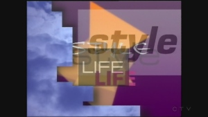 Lifestyle title graphic