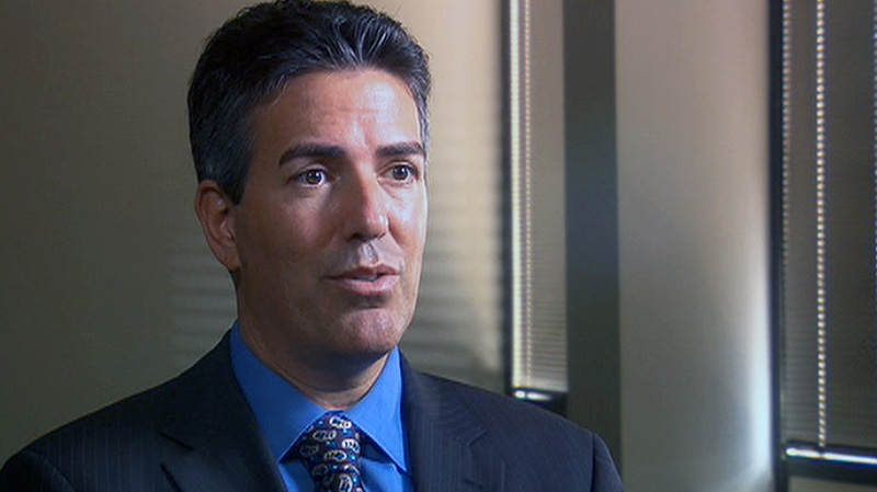 Wayne Pacelle, President of the American Human Society, speaks with CTV�s W5 in this undated photo.