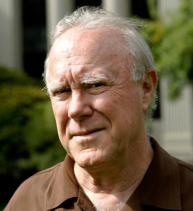 Former U.S. poet laureate Robert Hass