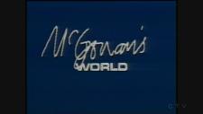 McGowan's World title