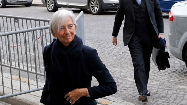 Lagarde under official investigation