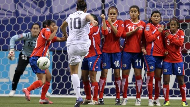 Women's World Cup turf war