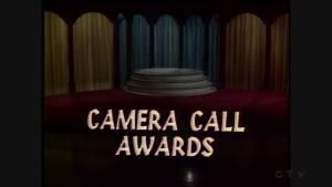 Camera Call Award show