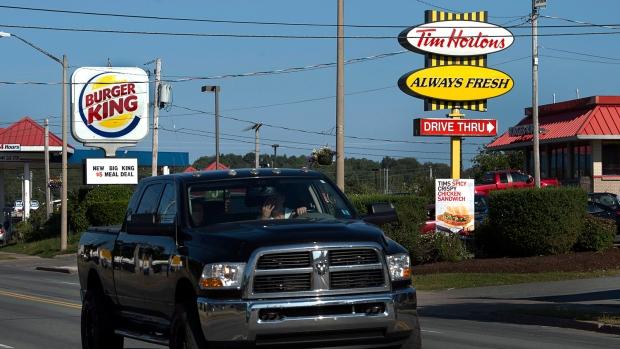 Burger King corporate inversion