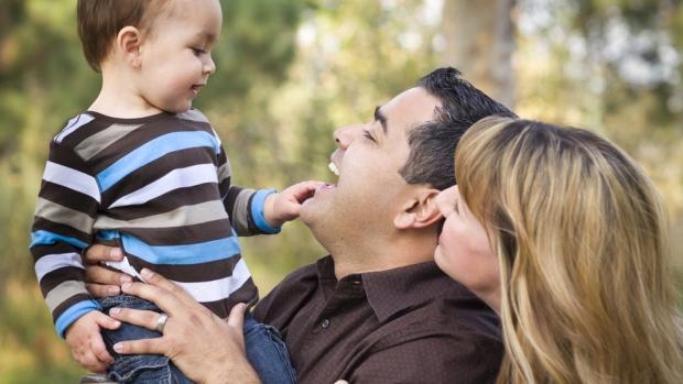 Child's play mimicks parenting style: study