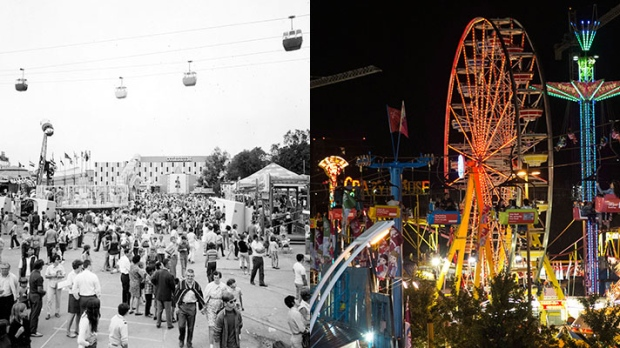 Memories of the Canadian National Exhibition