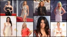 It was a huge week for Hollywood stars, with two major awards shows – the Primetime Emmys and MTV VMAs taking place on back-to-back nights. Starlets showed off some serious skin, and shined in elegant and glitzy gowns.<br><br>