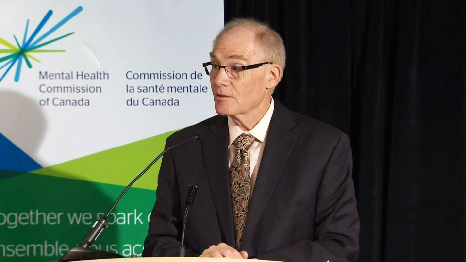 Saskatoon police Chief Clive Weighill, who is also the CACP's newly-elected president speaks on Wednesday, Aug. 27, 2014.
