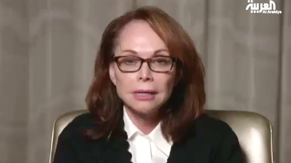In this image made from video obtained on Wednesday, Aug. 27, 2014, Shirley Sotloff, mother of American journalist Steven Sotloff, makes a plea for his release. (Al Arabiya)