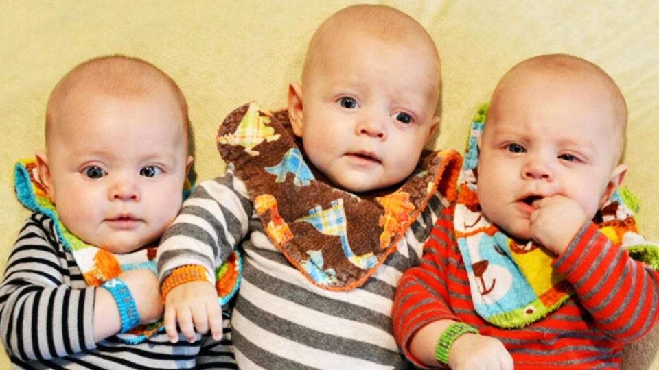 The Low family has received tremendous support as their triplets battle rare cancer.
