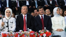 Erdogan elected president of Turkey