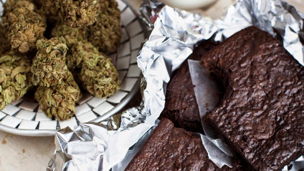 Cannabis cookbooks on the way