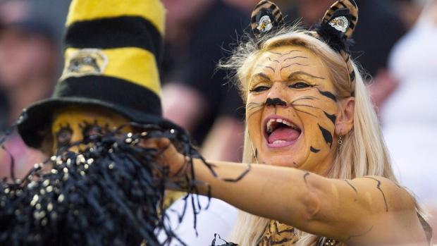 Tiger-cats new venue