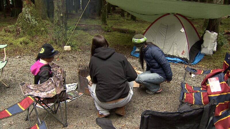 bc campsite