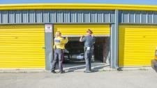 Stolen luxury vehicle, project yellowbird
