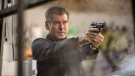 This image released by Relativity Media shows Pierce Brosnan in a scene from 'The November Man.' (Relativity Media, Aleksandar Letic)