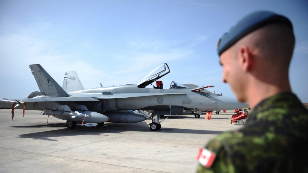 Canadian air force short 275 pilots as attrition outpaces