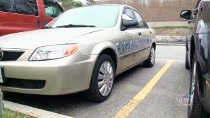 CTV Ottawa:  Man pinned under car
