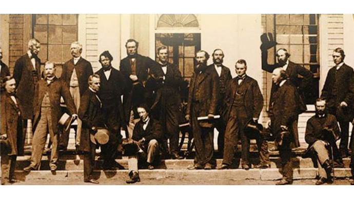 The Fathers of Confederation